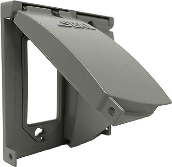 sealproof – Interruptor para exteriores resistente a la intemperie ...