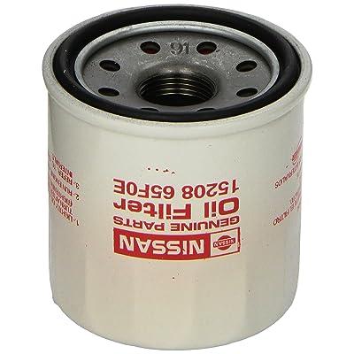 Genuine Nissan (15208-65F0E) Oil Filter: Automotive