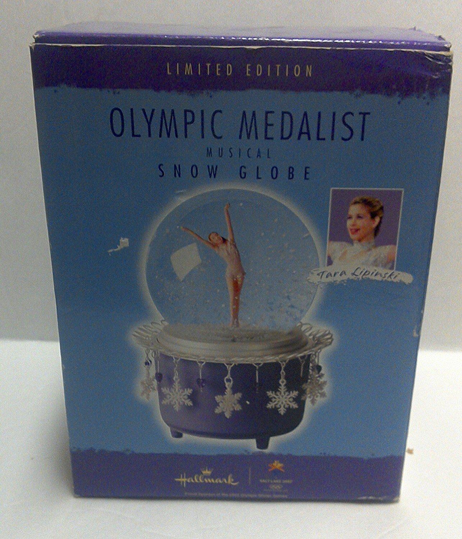 限定版オリンピックMedalist Musical Snow Globe B014M1HKAK Globe :タラクリスティンリピンスキー B014M1HKAK, Ripple clothing:2d4e63a3 --- itxassou.fr
