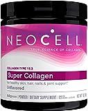 NeoCell Super Collagen Powder, 7 Ounces, Non-GMO, Grass Fed, Paleo Friendly, Gluten Free, Collagen Peptides Types 1 & 3…
