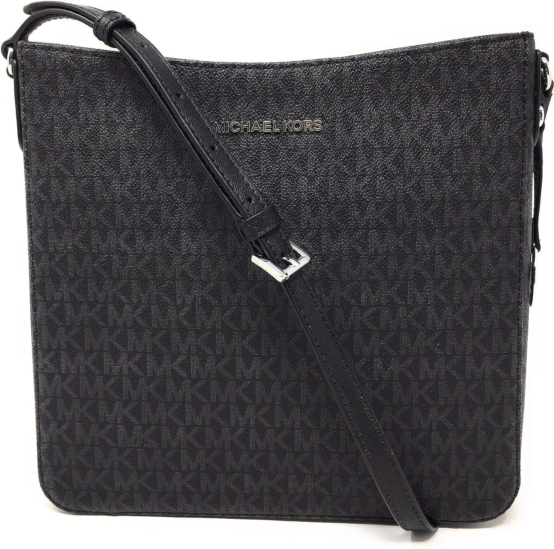 Michael Ns Messenger Blackblack Bag Jet Travel Set Kors RS5qcAL34j