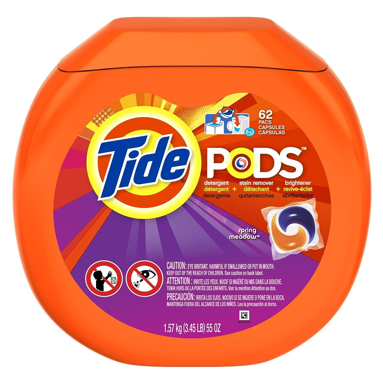 TIDE Tide PODS 62ct spling meadaw (タイドポッド スプリングメドー) B009FRSH0Y