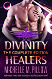 Divinity Healers Box Set: The Complete Trilogy Edition