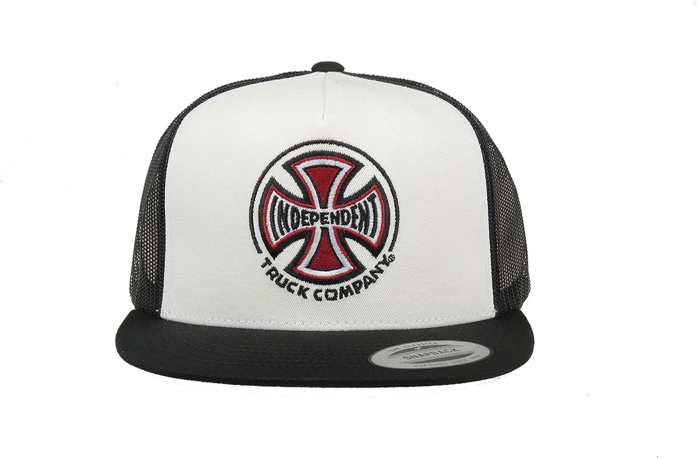 Independent - Gorra de béisbol - para hombre Negro negro: Amazon ...