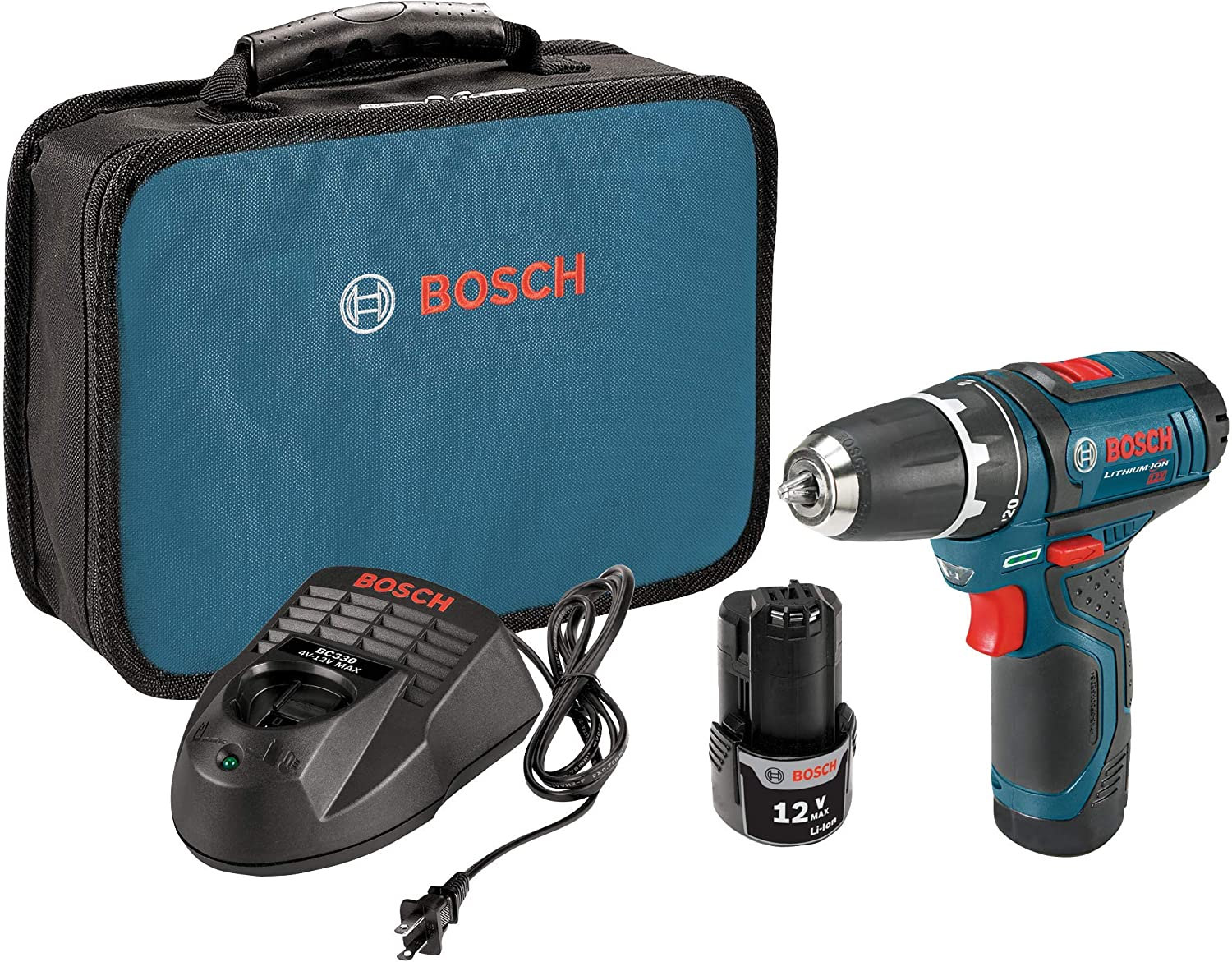 Bosch Power Tools Drill Kit