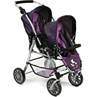 Bayer Chic 2000 69125 Tandem Buggy Twinny Carrito