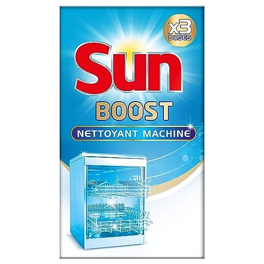 Sun Experto De Limpieza para Lavavajillas 3 Dosis: Amazon.es: Hogar
