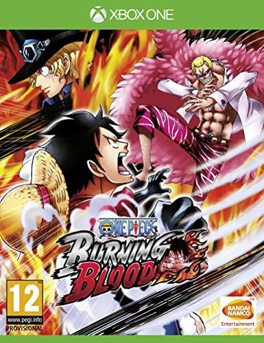 One Piece : Burning Blood [Importación Francesa]: xbox one ...