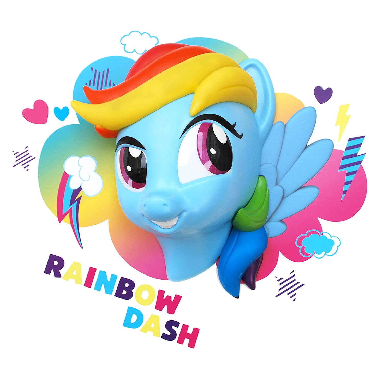 3DLIGHTFX My Little Pony Rainbow Dash luz