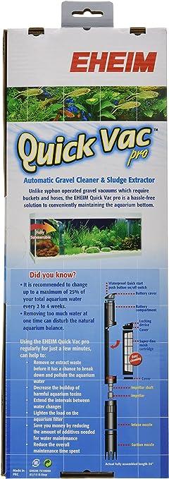 Eheim - Aspirador de gravilla y Extractor de Barro automático: Amazon.es: Productos para mascotas