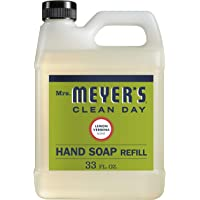 Mrs. Meyer's Clean Day Liquid Hand Soap Refill, Cruelty Free and Biodegradable Hand Wash Formula Made with Essential…