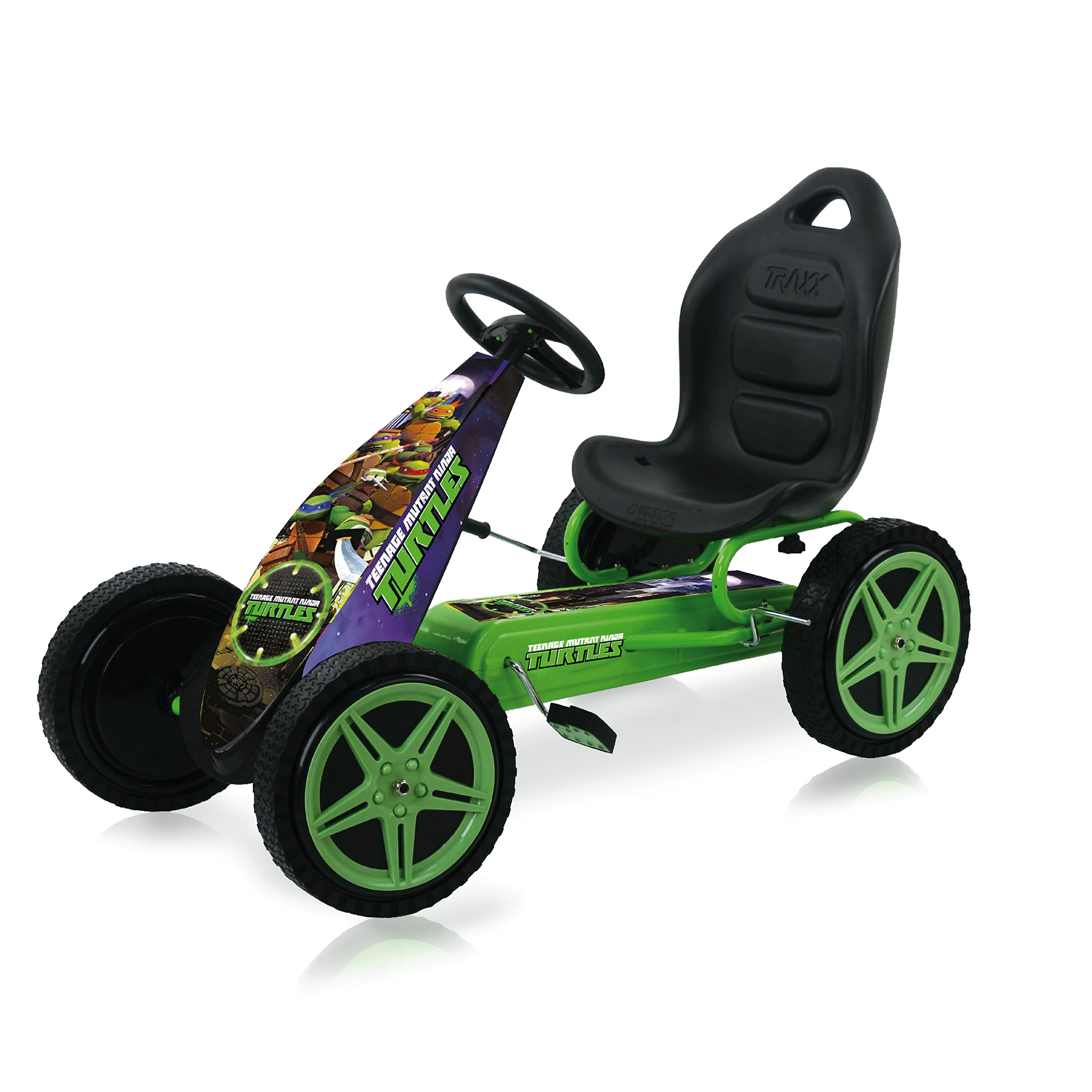 Hauck Teenage Mutant Ninja Turtles' Go Kart