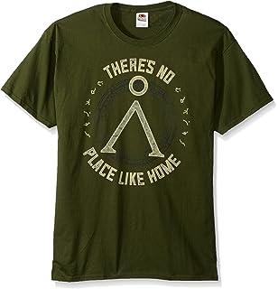 0941d4009b6c American Classics Stargate No Place Like Home Adult Short Sleeve T-Shirt