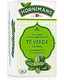 Hornimans Té Verde - Bolsitas De Té A La Menta - 20 x 1,5 g