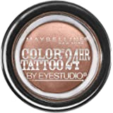 Maybelline Colour Tattoo 24HR Cream Gel Eyeshadow - Bad To Bronze