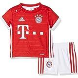 adidas Unisex Baby Bekleidungsset Fc Bayern München Mini Heimausrüstung