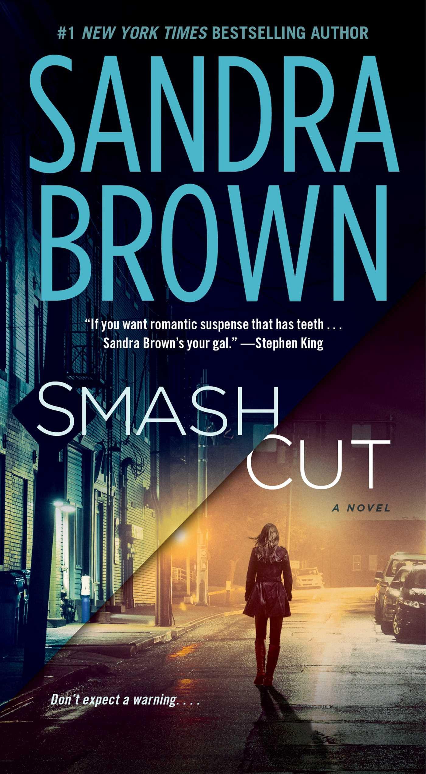 Author most like sandra brown