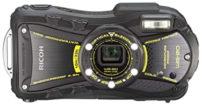 Ricoh WG-20 14MP Waterproofp
