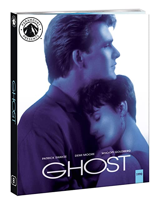 Amazon Com Paramount Presents Ghost Blu Ray Patrick Swayze Demi Moore Jerry Zucker Movies Tv