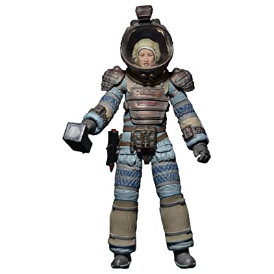 "NECA Aliens 7"" Scale Series 11 Lambert (Compression Suit) Action Figure: Toys & Games"