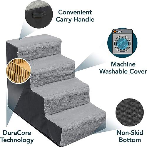 Dallas Manufacturing Co. 4 Step Home D cor Pet Steps