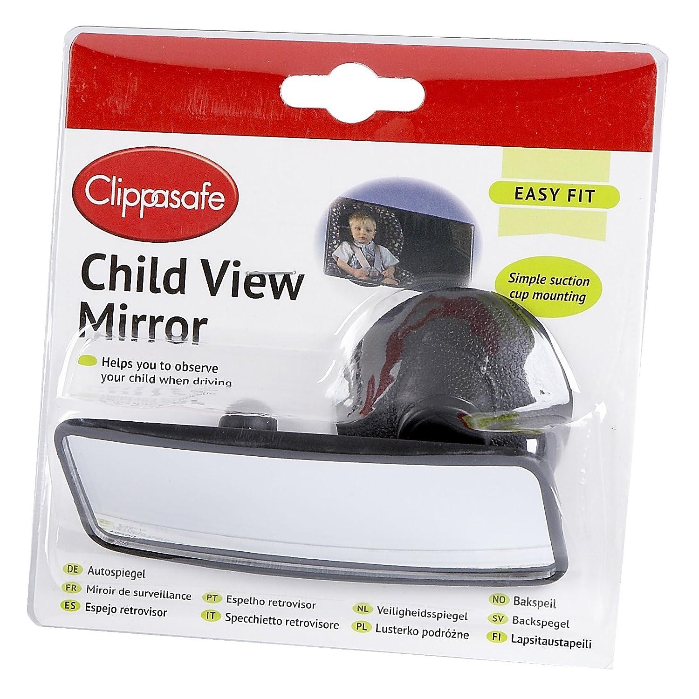 Clippasafe Child View Mirror Clippasafe Ltd CL510 car rear view