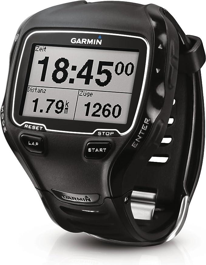 Garmin Forerunner 910XT HRM - Reloj GPS multideporte para ...