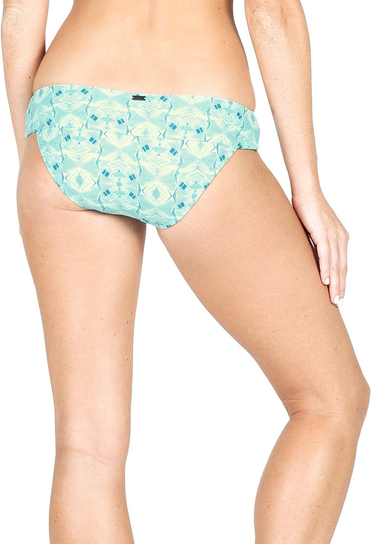 Volcom Womens Day Tripper Modest Bikini Bottom