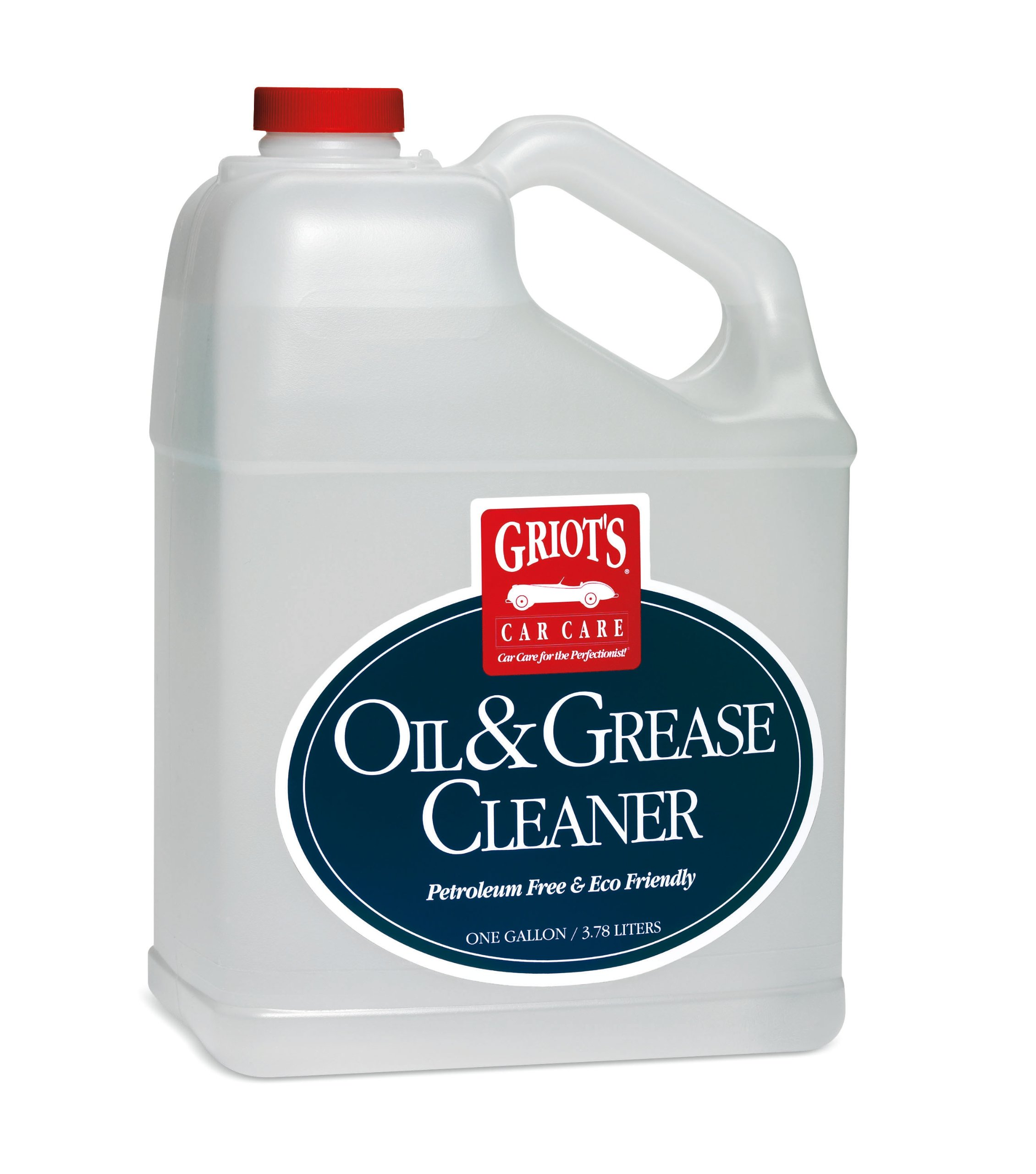 Griot's Garage 11047 Oil and Grease Cleaner Gallon