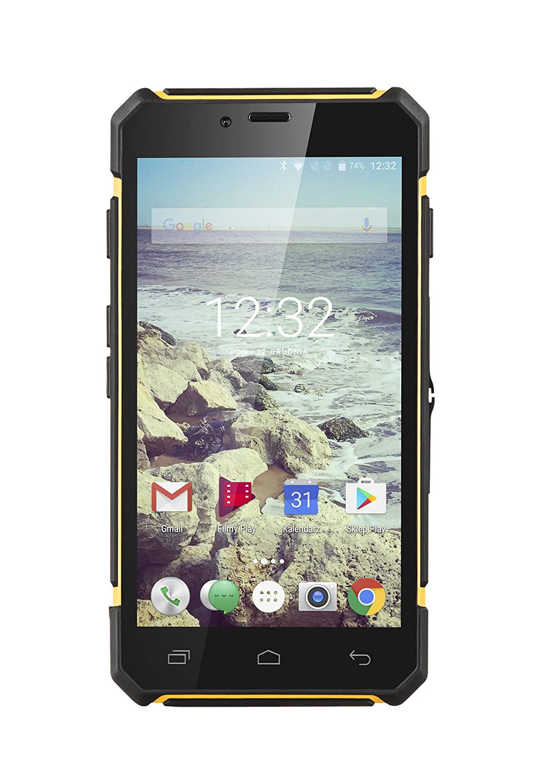 Krüger & Matz km0449 Drive 5 IP67 Android 7.0 Nougat sólida ...