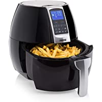 Princess 01.182020.01.001 Digital XL 182020 Air Fryer, Zwart, 3,2 Liter