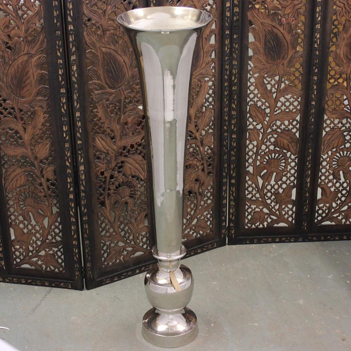 Large Claire Trumpet Vase - 120cm