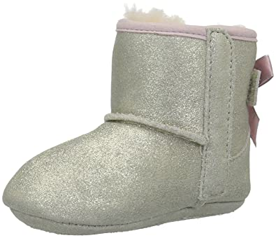 45e91d0eb38 UGG Kids' I Jesse Bow II Metallic Boot