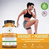 Energy Pills Organic Maca Root - Testosterone