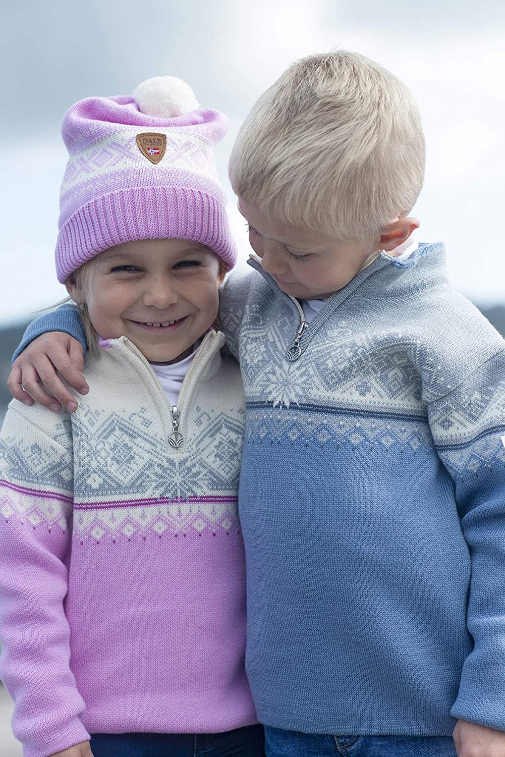 Dale of Norway Unisex Moritz Toddler//Little Kids//Big Kids