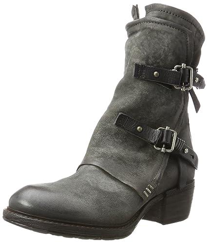 9931cb52be111f A.S.98 Damen Corn 17 Biker Boots  Amazon.de  Schuhe   Handtaschen