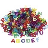 Colorations LETGEM Colorations Letter Jewels (Pack of 260)