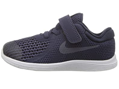 Nike Unisex-Kinder Revolution 4 (TDV) Traillaufschuhe, Blau (Neutral Indigo/Light Carbon/Obsidian 501), 26 EU