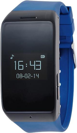 Mykronoz KRZEWATCH2 - Smartwatch Bluetooth, azul: Amazon.es ...