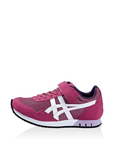 Asics C6B4N Sneaker violett lila weiss