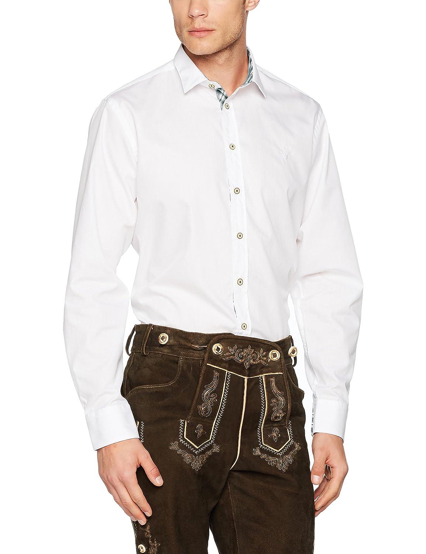 Gweih & Silk Herren Trachtenhemd G'weih & Silk GS01B/171