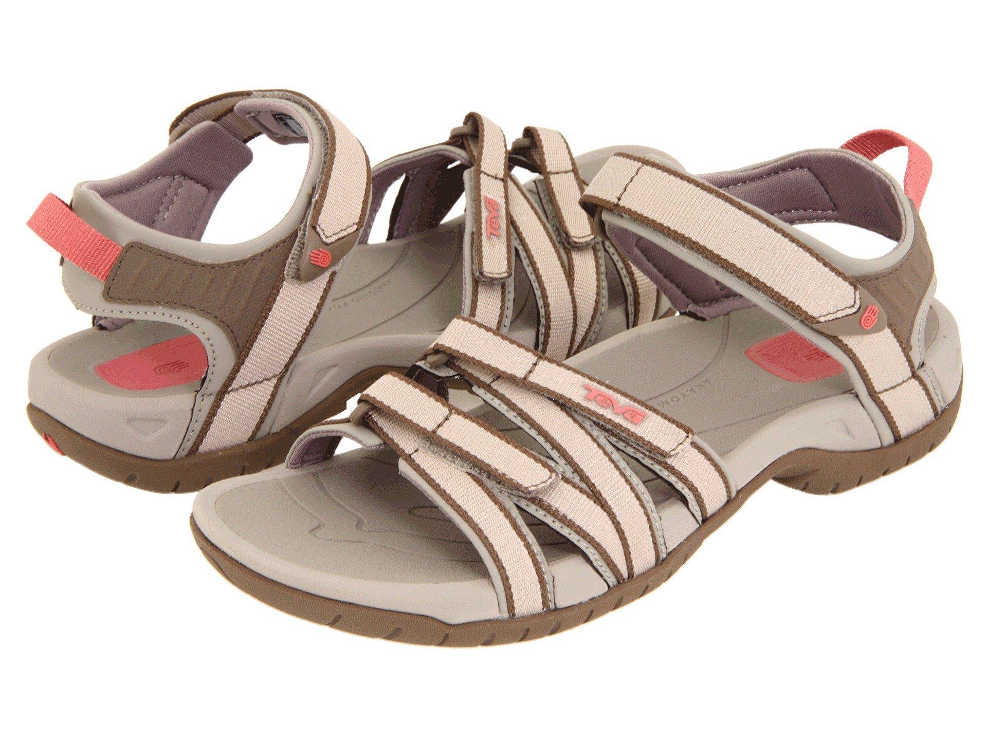 Teva Women's Tirra Sandal,Simply Taupe,8.5 M US