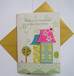 Wishing you every happiness in your new home card religious 3d wishing you happiness in your new home card religious christian m4hsunfo
