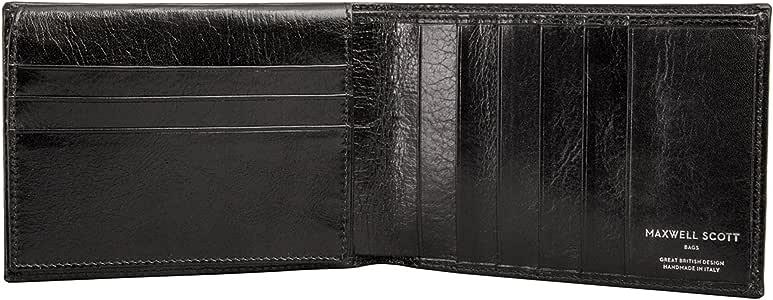 The Original BMF Leather Bifold Wallet VERSION BLACK