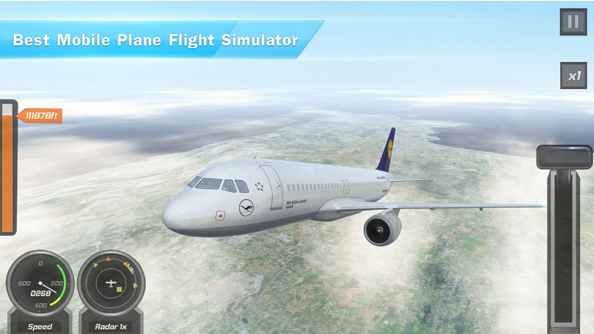 Its been a minute since I played a flight simulator game It was