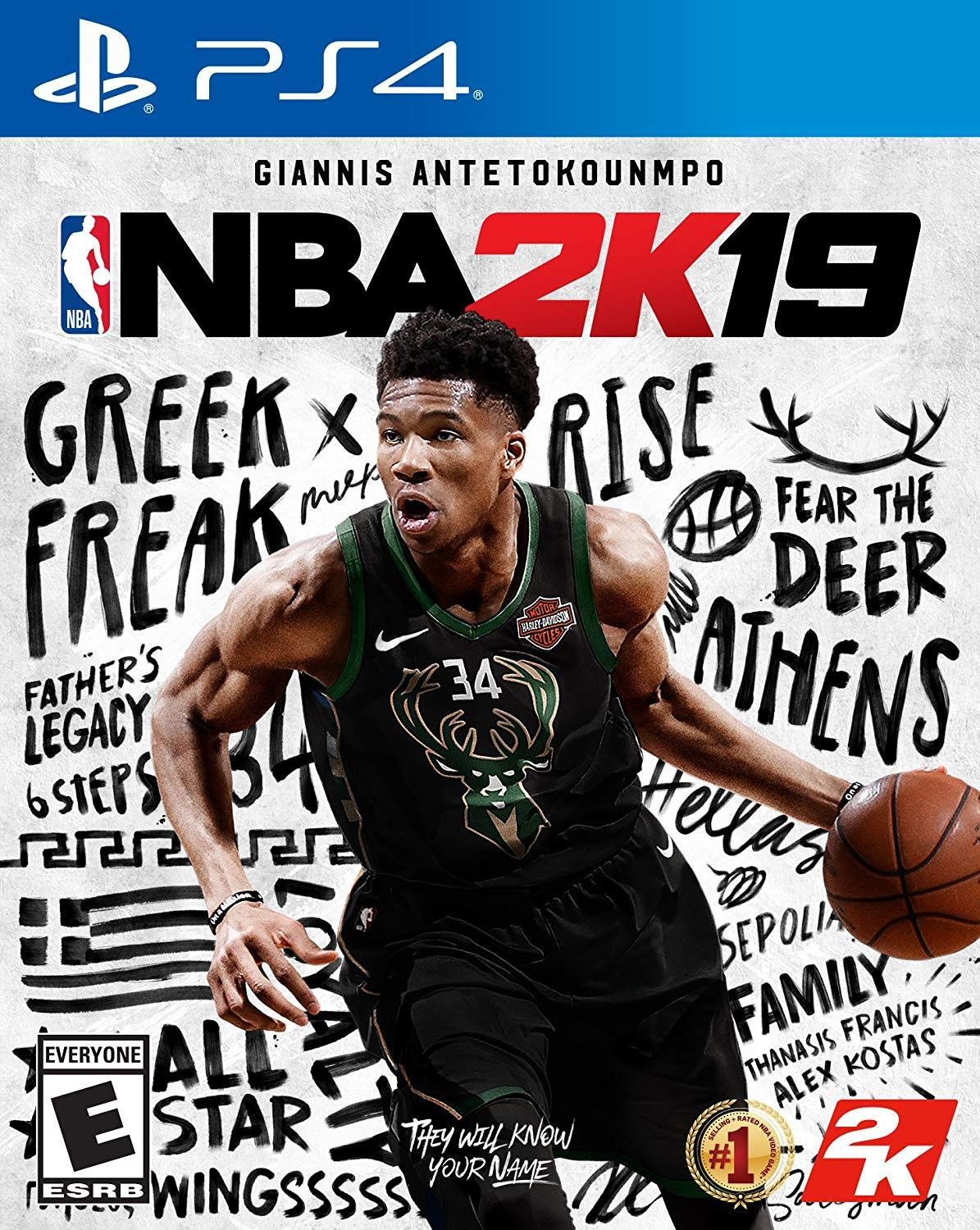 NBA 2K19 20th Anniversary Edition – PS4