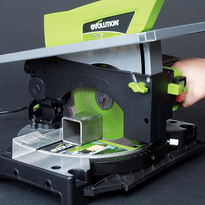 Evolution Power Tools FURY6 210 mm TCT image 5