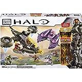 Mega Bloks Halo 97123  Nave Hornet contra Vampire