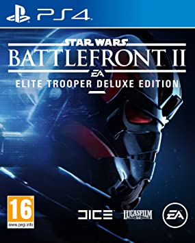 Star Wars Battlefront II: Elite Trooper Deluxe Edition: Amazon.es: Electrónica