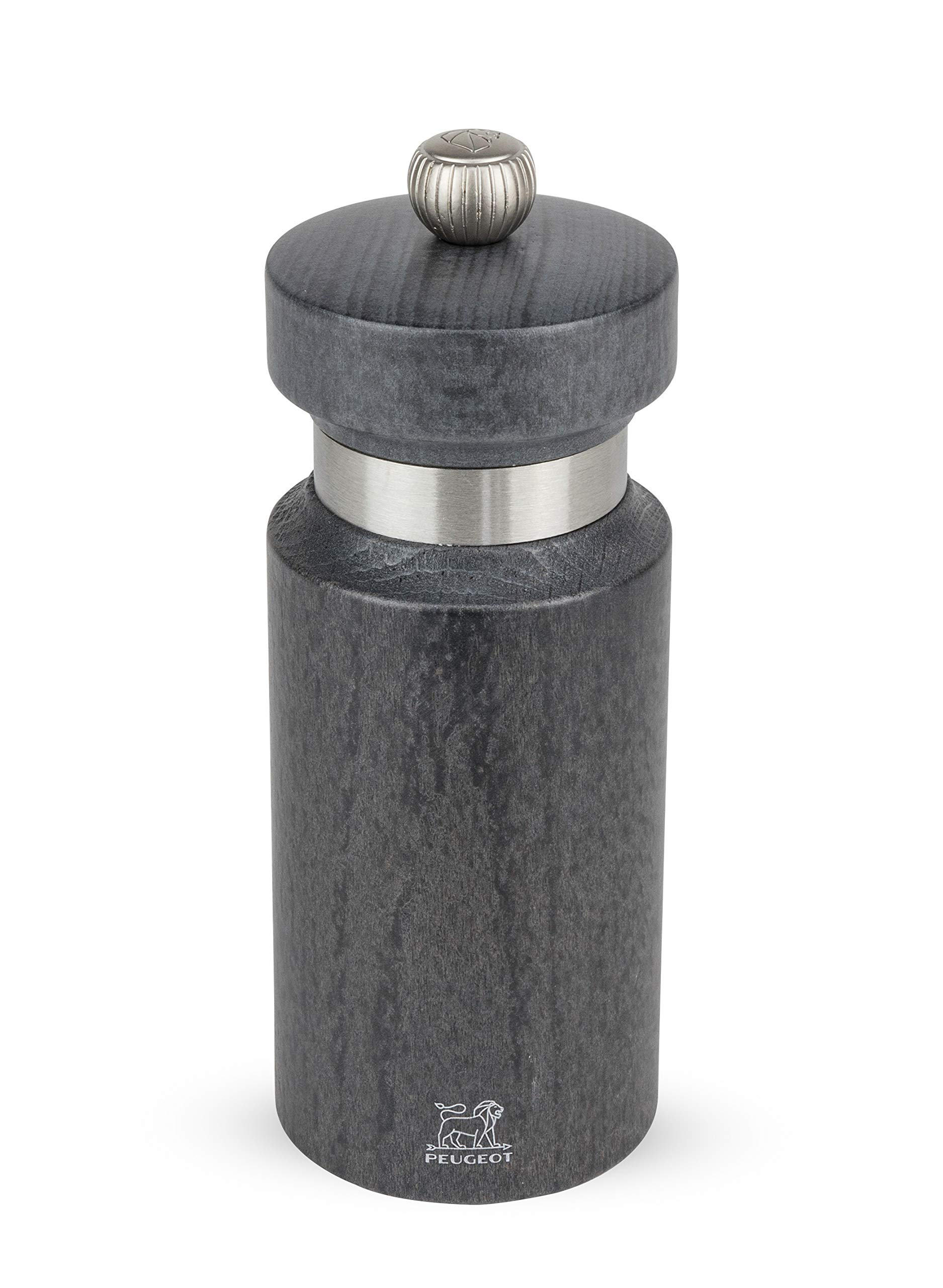 Peugeot 33880 Classic Royan Pepper Mill, 5.5'', Gray by Peugeot